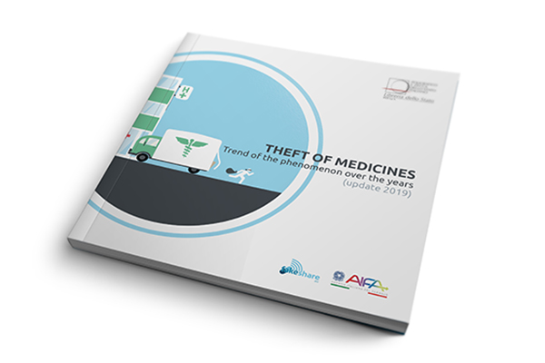 Web conference Theft of medicines - Analysis and trends of a complex phenomenon